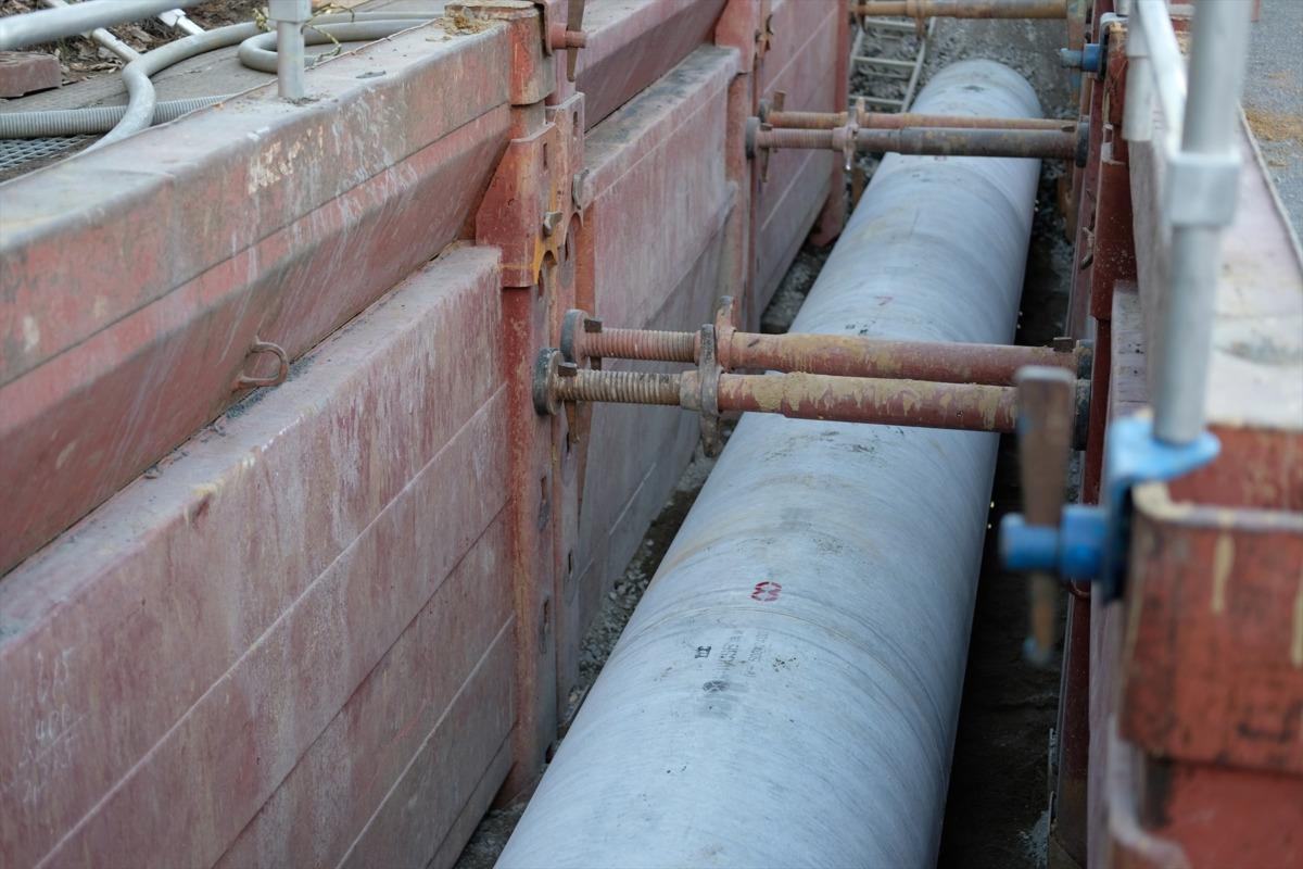 芳賀町芳賀第2地区用地造成事業 放流管敷設工事その2